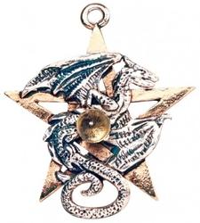 Dracogram, seria: forbidden - naszyjnik