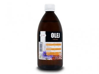 Olej lniany 500 ml vivio