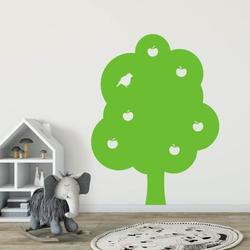 Tablica suchościeralna drzewo 244