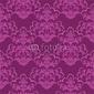 Plakat na papierze fotorealistycznym bezszwowe fioletowy tapeta kwiatowy fuksja