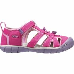 Sandały dziecięce keen seacamp ii cnx - różowy