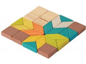 MINI MOZAIKA drewniana układanka