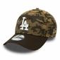 Czapka new era 39thirty la dodgers camo team stretch - 80489248