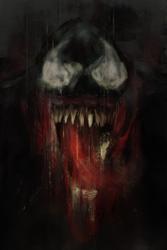 Venom - plakat premium wymiar do wyboru: 29,7x42 cm