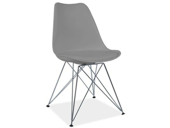 Krzesło tim szare