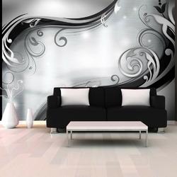 Fototapeta - szara ściana
