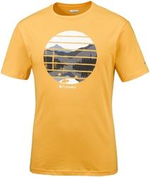 T-shirt męski columbia lana montaine em0731703