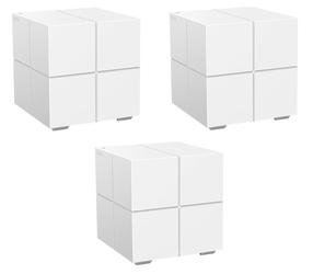 Domowy system wi-fi tenda mesh nova mw6 3-pack - szybka dostawa lub możliwość odbioru w 39 miastach