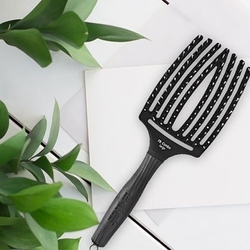 Olivia garden finger brush combo large, szczotka do codziennej pielęgnacji włosów