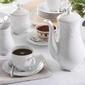 Zestaw do kawy dla 12 osób porcelanowy ćmielów rococo 3604