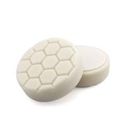 Flexipads pro-detail white medium light polishing 100 mm - lekko polerująca gąbka polerska