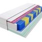 Materac kieszeniowy sparta molet multipocket 65x155 cm średnio twardy 2x lateks