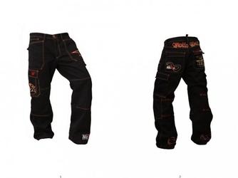 Mottowear rawcon - new in 2011 spodnie x1