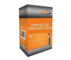 Dętka cst 29x1,952,35 fv presta 48mm tb-cs100