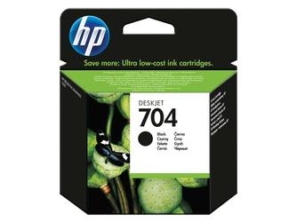 Oryginalny tusz HP 704 CZARNY CN692AE -