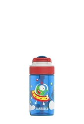 Butelka – bidon dla dziecka kambukka lagoon 400 ml - kosmos - niebieski