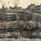 Nursery on schenkweg, vincent van gogh - plakat wymiar do wyboru: 30x20 cm