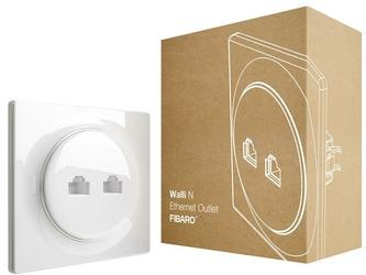 FIBARO WALLI N Ethernet Outlet - Szybka dostawa lub możliwość odbioru w 39 miastach
