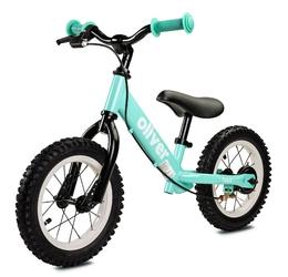 Toyz oliver mint rowerek biegowy pompowane koła + prezent 3d