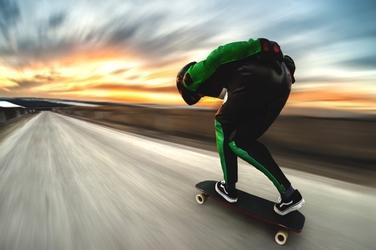Fototapeta skater 2747