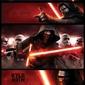 Star Wars The Force Awakens Kylo Ren - plakat