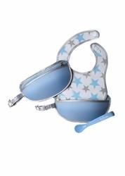 Śliniak dla niemowlaka w saszetce, Shining Star, b.box - shining star
