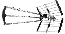 Antena kierunkowa 1000 pasywna symetryzator 18db 70km  - szybka dostawa lub możliwość odbioru w 39 miastach