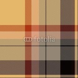 Obraz na płótnie canvas trzyczęściowy tryptyk szkocką kratę szkocką kratę materiał wzór tekstury