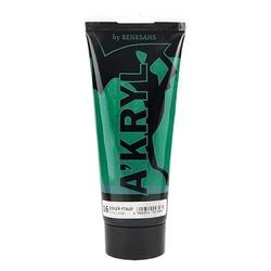 Farba akryl renesans 200 ml zieleń ftalowa - zft