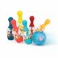 Kręgle zestaw ze świecącą kulą, B.toys
