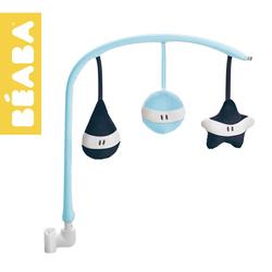Beaba Łuk z zabawkami Bouncer UpDown blue