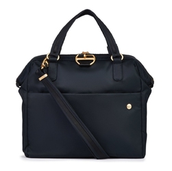 Pacsafe citysafe cx satchel czarna torba damska - czarny