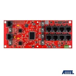 Switch poe 10 portowy 8p+2g atte xpoe-10-20-of - szybka dostawa lub możliwość odbioru w 39 miastach
