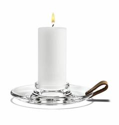 Świecznik Design with Light Chamber na grubą świecę 17,5 cm