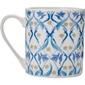 Kubek ceramiczny z niebieskiem motywem pukka herbs 286ml