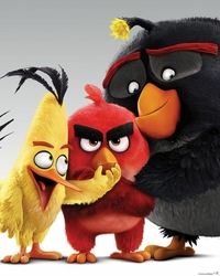 Angry Birds Characters - plakat