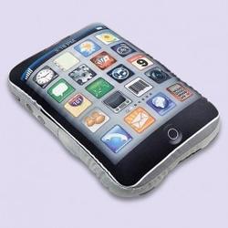 Poduszka smartfon