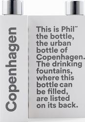 Butelka na wodę Phil Copenhagen