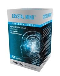 Crystal mind™ 120 kaps. 1+1 gratis