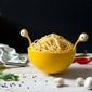 Durszlak potwór spaghetti