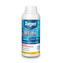 Calcid minus 1l obniża ph wody target