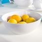 Salaterka okrągła porcelana karolina mariapaula biała 25 cm