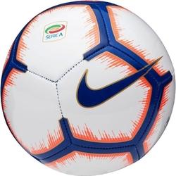 Piłka nożna nike serie a nk skils sc3375-100 biało-pomarańczowo-niebieska