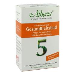 Aetheria rewitalizująca kąpiel lecznicza