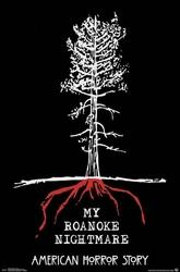 American Horror Story My Roanoke Nightmare - plakat