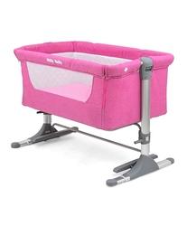 Milly mally side by side pink łóżeczko dostawne + puzzle