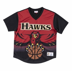 Koszulka Mitchell  Ness NBA Atlanta Hawks Game Winning Shot - Atlanta Hawks