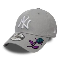Czapka z daszkiem new era 39thirty mlb new york yankees custom rose - 10298279 - rose