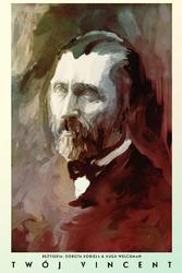 Twój Vincent - plakat premium Wymiar do wyboru: 59,4x84,1 cm