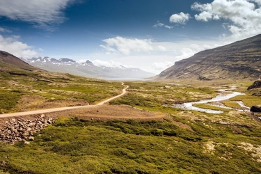 Fototapeta droga gdzieś daleko fp 1421